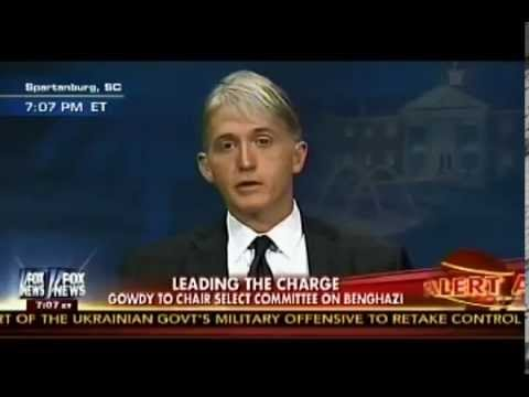Rep. Gowdy discusses House Select Committee on Benghazi