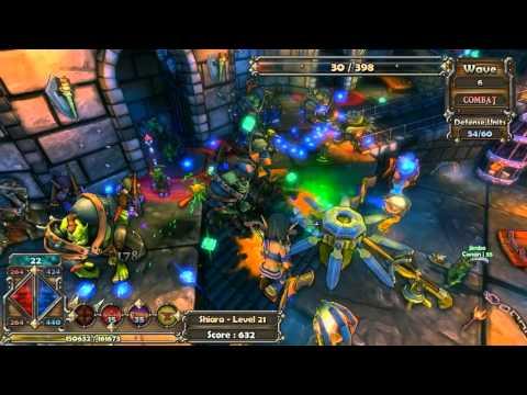 Dungeon Defender Trailer, Fantastical