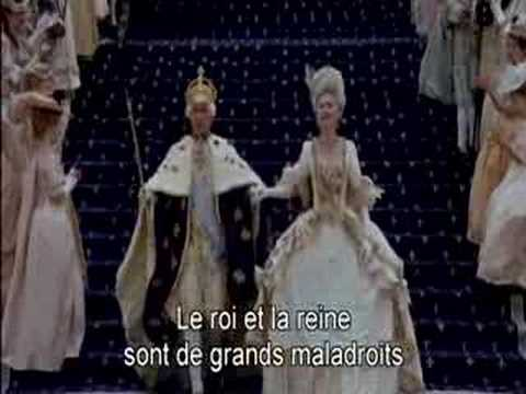 Marie-Antoinette international trailer
