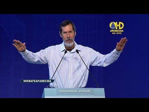Debate CNBB - candidatos a presidente - TV Aparecida 16/09/2014