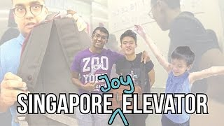 Singapore Joy Elevator (feat. Gentle Bones)