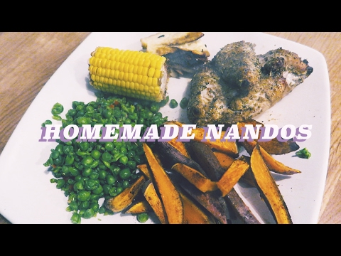 HOMEMADE NANDOS