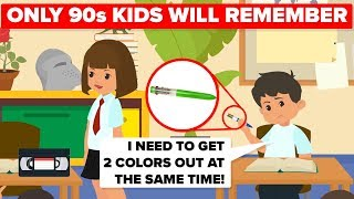 You Need To Be A '90s Kid To Remember These Things