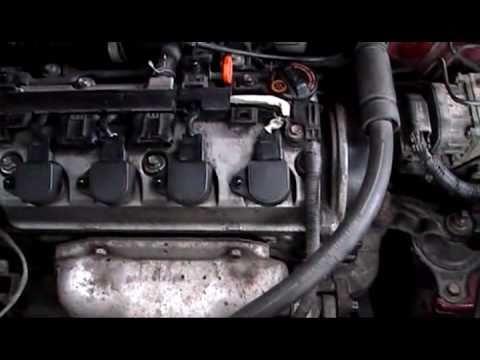 Honda civic timing belt replacement 1.4 gasoline model