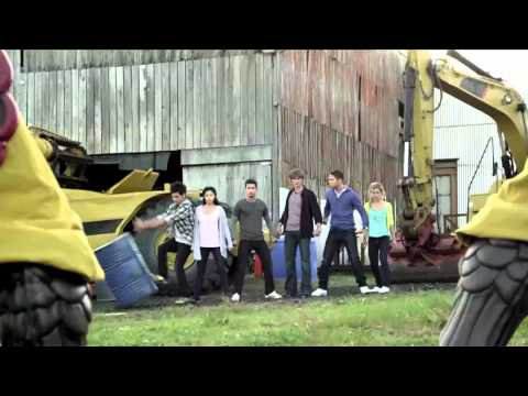 Power Rangers Super Samurai Music Video: Everyday Fun