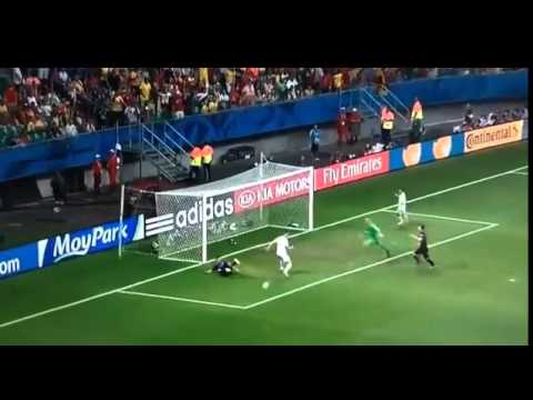 Fernando Torres Fail vs Netherlands WORLD CUP BRAZIL 2014