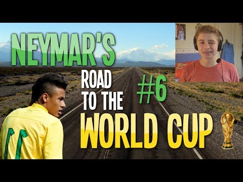 FIFA 14 - Neymar's Road To The World Cup - EP. 6 (A LEGEND CARD?)