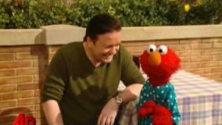 Sesame Street: Ricky Gervais