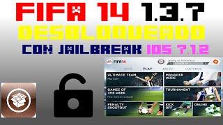 COMO DESBLOQUEAR MODOS DE JUEGOS FIFA 14 1.3.7 EN IPHONE