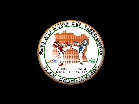2013 WTF WORLD CUP TEAM CHAMPIONSHIPS - Opening Ceremony