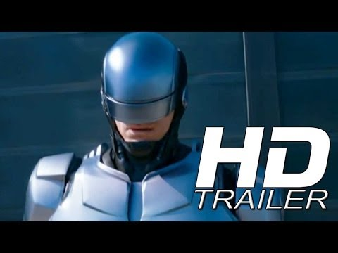 ROBOCOP Official Trailer 2 - Joel Kinnaman, Michael Keaton,