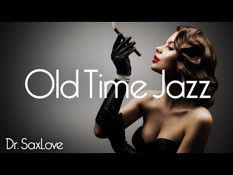 Old Time Jazz Music • Soft Saxophone Jazz Music with an Old Time Vibe