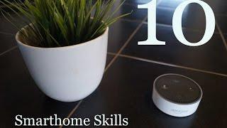 Amazon Echo: Top 10 Smarthome Skills