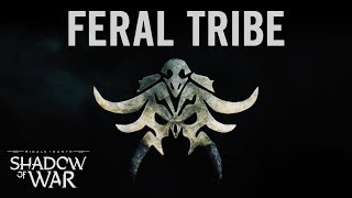 Middle-earth: Shadow of War - Feral Tribe Trailer