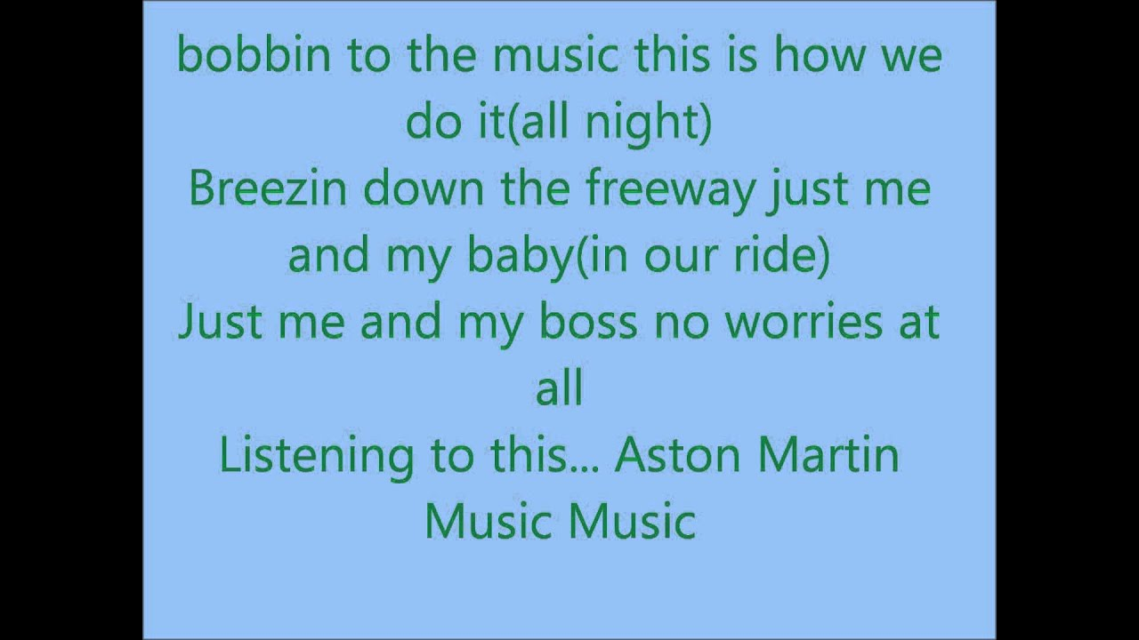 aston martin music lyrics youtube. Cars Review. Best American Auto & Cars Review