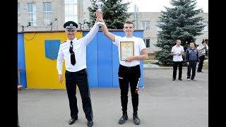 У ХНУВС пройшло спортивне свято, присвячене Дню Незалежності України