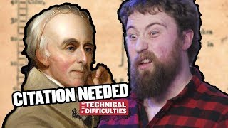 Benjamin Rush and Inventing the Bucket: Citation Needed 6x06