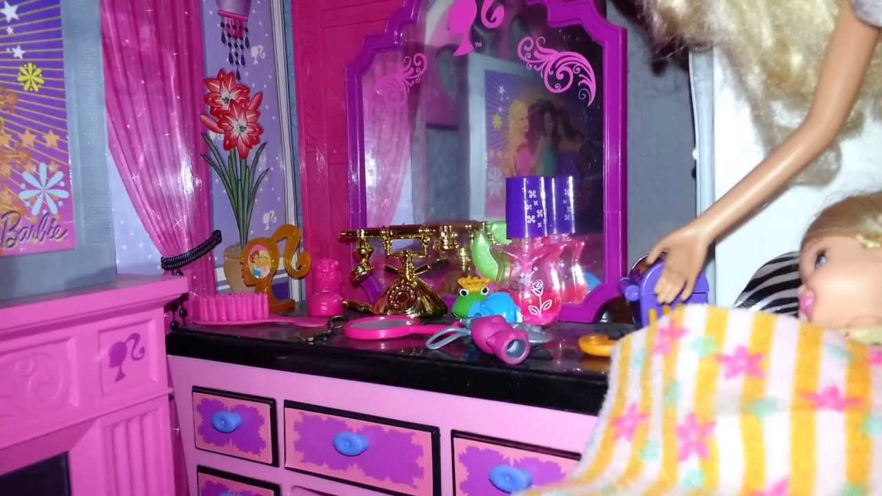 Mi casa de barbie youtube for Casa di barbie youtube