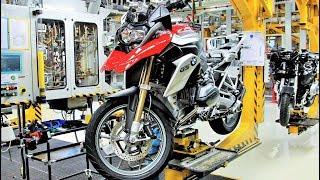 Planta de ensamblaje de motocicletas BMW