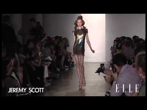 Jeremy Scott. New York Fashion Week primavera verano 2012