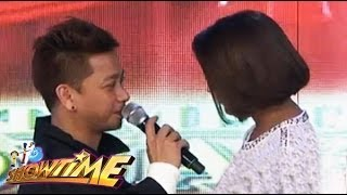 Jhong Hilario admits crush on Iza Calzado