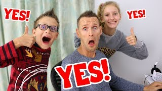 Dad Said YES to EVERYTHING Kids Want For 24 Hours
