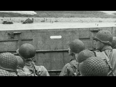 Veterans open up about experiencing D-Day