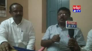 జర్నలిస్టుల సమస్యలు పరిష్కరించాలి - IJU నేత రాం నారాయణ (వీడియో)