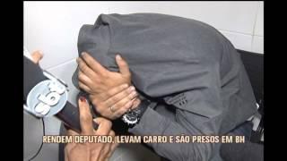 Deputado federal � assaltado em Nova Lima