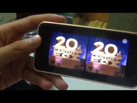 Hướng dẫn sử dụng kính xem phim 3D trên smartphone