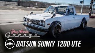 1974 Datsun Sunny 1200 UTE - Jay Leno's Garage. Watch online.