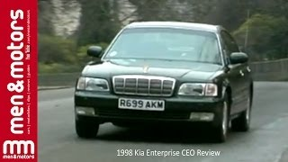 1998 Kia Enterprise CEO Review