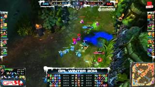 [GPL 2014 Mùa Đông] [Tuần 2] [Bảng A] AHQ e-Sports Club vs Saigon Jokers [06.11.2013]