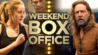 Weekend Box Office - Mar. 28 - 30, 2014 - Studio Earnings Report HD