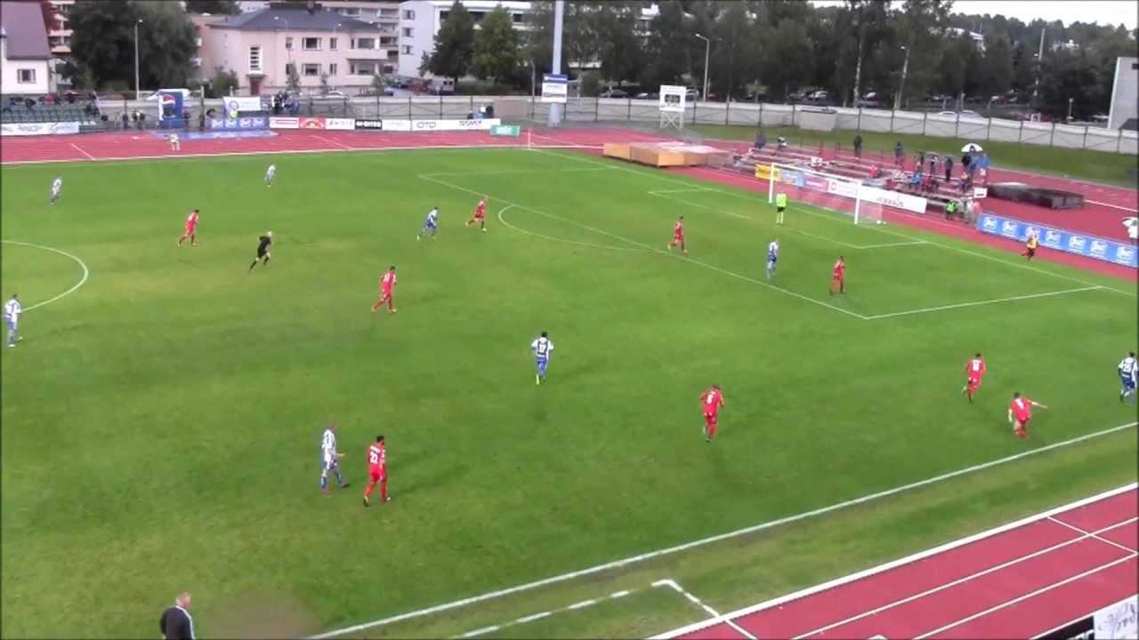 Jaro 1-5 HJK Helsinki