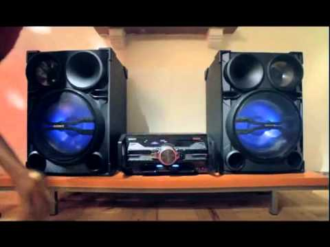 Sony Sh2000 Most Powerful Hifi 22000w Youtube