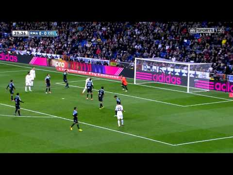 Cristiano Ronaldo Vs Celta Vigo Home (English Commentary) - 13-14 HD 1080i By CrixRonnie