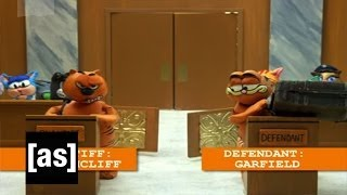 Robot Chicken: Cat Court