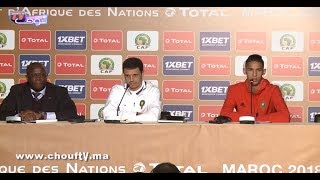 بالفيديو.. بانون عميد المنتخب المغربي للمحليين: الجمهور ماغاديش يسمح لينا إلا ضاع اللقب ومحتاجين لدعم ديالو |
