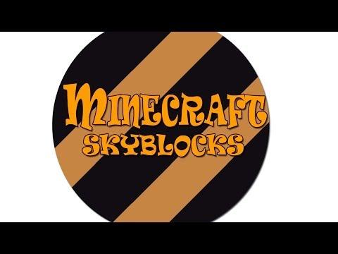 Skyblock frenético com win :)