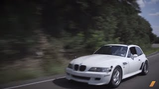 BMW M Coupe: Like Nothing Else -- /Wheel Love. Drive Youtube Channel.