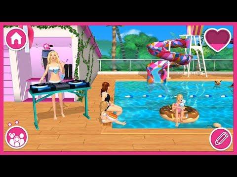 Barbie Dreamhouse Adventures #77  Budge Studios   fun mobile game   Simulation game   HayDay