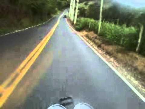 Passeio com uma Suzukinha Diferente