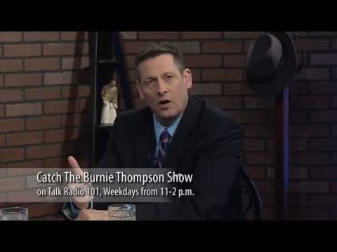 The Burnie Thompson Show, Episode 16, 5-4-14