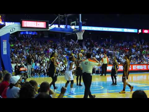 Chicago Sky 06/22/14 Post Game Report