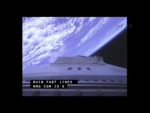 Orbital Sciences Corporation's Antares with Cygnus Demo Flight to ISS (09/18/2013)