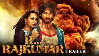 RRajkumar Official Theatrical Trailer Shahid Kapoor