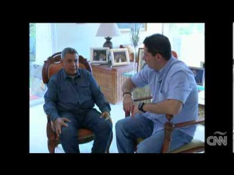 Entrevista con el general Ángel Vivas en CNN   Parte 2