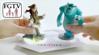 Disney Infinity Announcement Trailer 360/PS3/Wii/3DS/PC