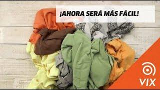 Trucos para limpiar tu ropa